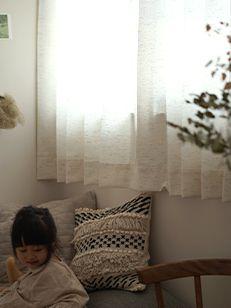 カーテン通販専門店cucan オーダーカーテン colne 施工イメージ01