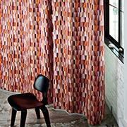厚地・ドレープカーテンの通販cucan オーダーカーテン msaic モザイク