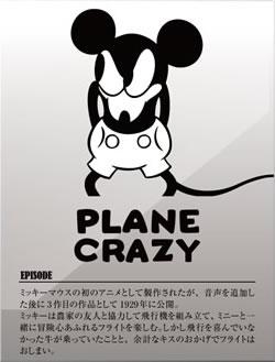 PLANE CRAZY(プレーンクレイジー)