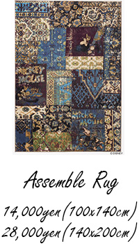 MICKEY / Assemble Rug