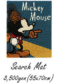 MICKEY / Search Mat