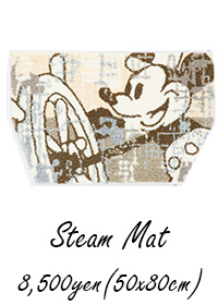 MICKEY / Steam Mat